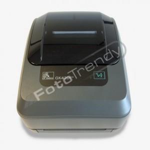 Drukarki zebra gk420 zapewniają druk termiczny